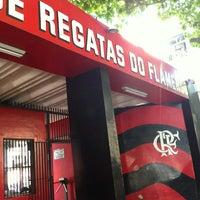 Photo taken at Clube de Regatas do Flamengo by Junior A. on 3/3/2013