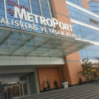 Photo taken at Metroport by Ümit E. on 1/6/2013