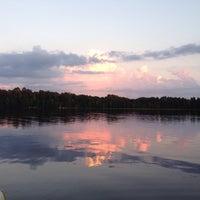 Photo taken at Leader Lake by Hank E. on 8/5/2016