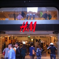 Photo taken at H&M by Giuseppe D. on 10/22/2012