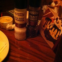Photo taken at Outback Steakhouse by Jasper D. on 1/2/2013