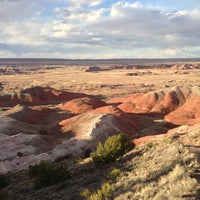 Photo taken at Painted Desert by Constantine K. on 4/1/2013