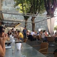 Das Foto wurde bei Café.Restaurant Halle von Илья А. am 7/17/2013 aufgenommen