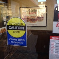 Photo taken at Arby's by Dave M. on 4/15/2016