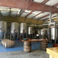 Photo taken at Holy City Brewing by Parker M. on 8/8/2013
