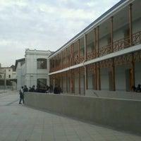 Photo taken at Liceo De Aplicación A-9 by Christián C. on 1/3/2013