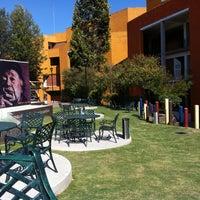 Photo taken at Departamento de Letras, Humanidades e Historia del Arte by Rogelio G. on 3/19/2013