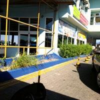 Photo taken at Hulhumalé Ferry Terminal (Malé) by Yasi C. on 1/3/2013
