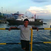 Photo taken at Pelabuhan Panjang by Dirga S. on 7/9/2013