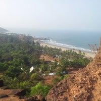 Photo taken at Chapora Fort by Ilya G. on 2/5/2013