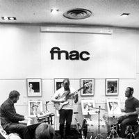 Photo taken at Fnac by Lucas on 3/27/2014