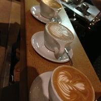 Photo taken at Intelligentsia Coffee & Tea by Matt S. on 1/6/2013