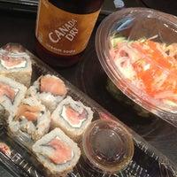 Photo taken at Sumo Sushi & Bento, Garhoud by Bint 3. on 4/19/2013