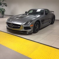 Photo taken at Mercedes-Benz of Encino by Justin G. on 12/11/2013