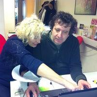 Photo taken at Freedata Labs by Raffaella P. on 3/10/2011