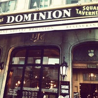 Photo taken at Dominion Square Tavern by jeanaymeri on 7/8/2012