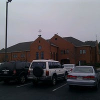 Photo taken at St. Michael the Archangel by Brandon T. on 1/22/2012