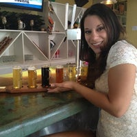 Photo taken at Las Cruces Taproom - Mimbres Valley Brewing Company by Val F. on 5/16/2013