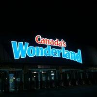Photo taken at Canada's Wonderland by Bárbara B. on 4/8/2013