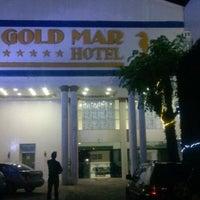 Photo taken at Iate Borari I - Hotel Gold Mar by Rafael A. on 1/5/2013