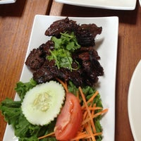 Photo taken at Opart Thai House Restaurant by Dave C. on 6/30/2013