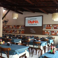 Photo taken at Divina Comida by Stefânia X. on 1/20/2013