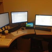 Photo taken at Microsoft Building 112 by Svetlana G. on 8/15/2013