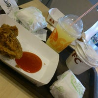 Photo taken at KFC by J Frederick T. on 12/15/2014