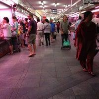 Photo taken at Footscray Market by Benjamin L. on 2/15/2013