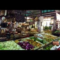 Photo taken at Plaza del Mercado de Santurce by Michael W. on 11/3/2012