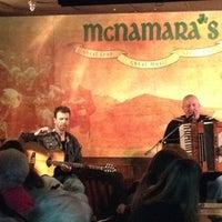 Photo taken at McNamara's Irish Pub by Matthew Y. on 1/18/2013