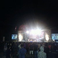 Photo taken at Alun-Alun Wonogiri by Novan S. on 6/30/2013