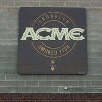 Photo taken at Acme Smoked Fish by C on 6/23/2013