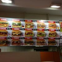 Photo taken at Burgerland by Martin K. on 6/7/2013