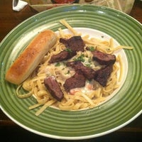 Photo taken at Applebee's by Kaitlyn R. on 1/16/2013