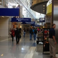 Photo taken at Terminal D by Philippe P. on 8/28/2013