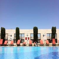 Photo taken at Sheraton Amman Al Nabil Hotel by Ghayth F. on 7/23/2013