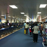 Photo taken at Tan Son Nhat International Airport (SGN) by Mikhail B. on 4/10/2013