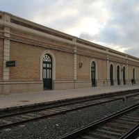 Photo taken at Estación de Cartagena by HaChe M. on 3/3/2013