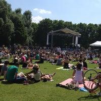 Photo taken at La Villette Sonique by Stéphan B. on 6/8/2014