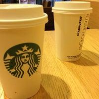 Photo taken at Starbucks by Katie S. on 3/10/2013