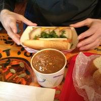 Photo taken at Soup's On by Allison Z. on 2/2/2013