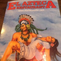 Photo taken at El Azteca by Greg A. on 8/13/2016
