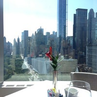 Photo taken at Asiate at Mandarin Oriental, New York by Rosalyn S. on 8/25/2013