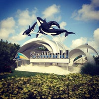 Photo taken at SeaWorld Orlando by Liz H. on 6/24/2013