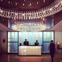 Photo taken at The Langham Boston Hotel by Jenn A. on 6/1/2013