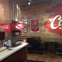 Photo taken at Raising Cane's by Cartucho C. on 5/24/2013