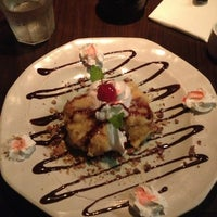 Photo taken at Ryoko's Japanese Restaurant & Bar by Ilke K. on 8/22/2013