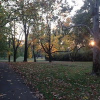 Photo taken at Telopea Park by Alex W. on 4/8/2013