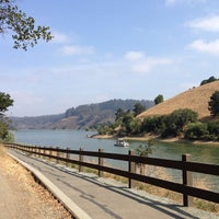 Photo taken at Lake Chabot Regional Park by Elizabeth A. on 7/29/2013